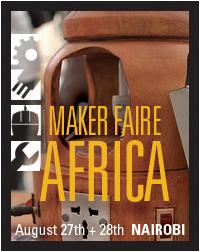 Maker Faire Africa 2010- Banner 9